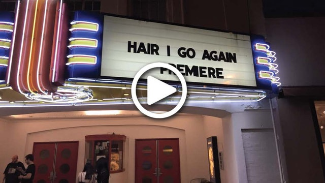 Amazon Video #1 Bestseller - Hair I Go Again