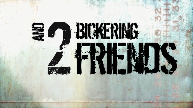 60 Rock Stars...and 2 Bickering Friends