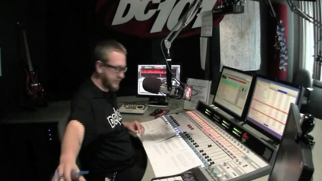 DC101 Radio Interview