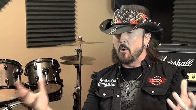 Ron Keel Metal Cowboy Promo