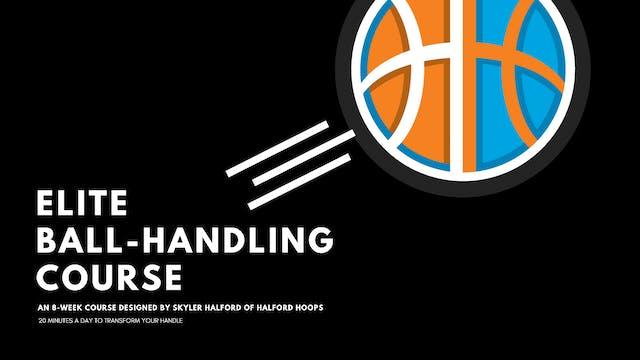 8-WEEK ELITE BALL-HANDLING COURSE