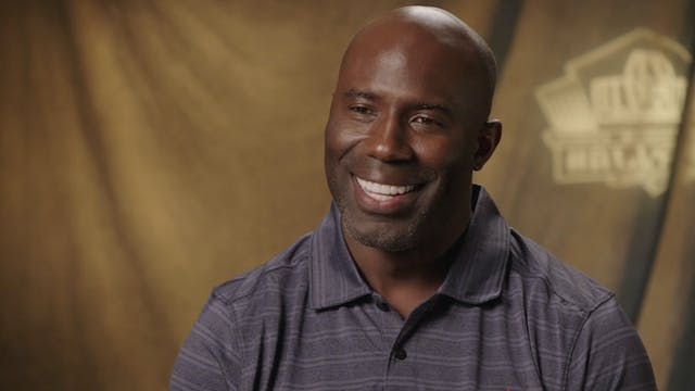 Terrell Davis Interview