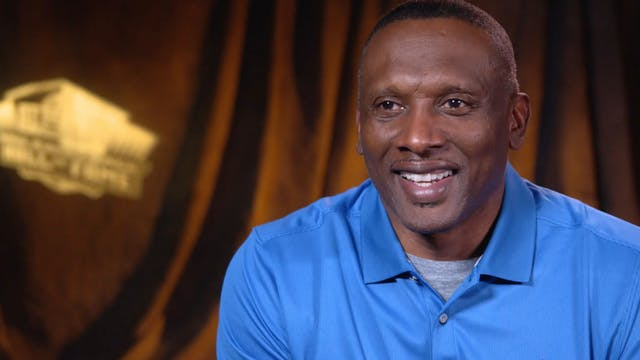 Tim Brown Interview