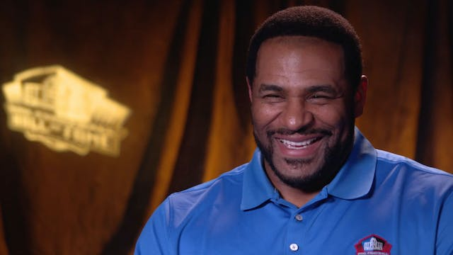 Jerome Bettis Interview