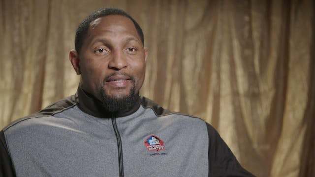 Ray Lewis Interview