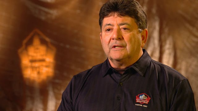 Eddie DeBartolo Interview