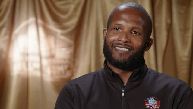 Champ Bailey Interview