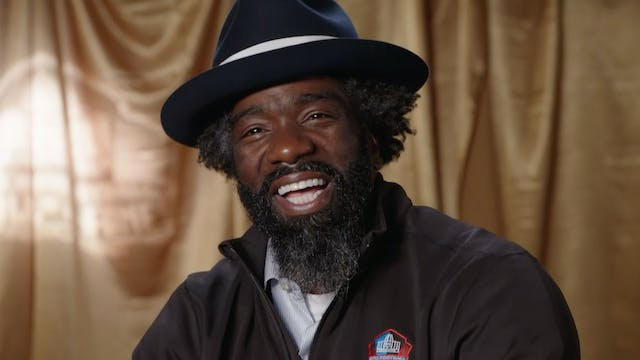 Ed Reed Interview