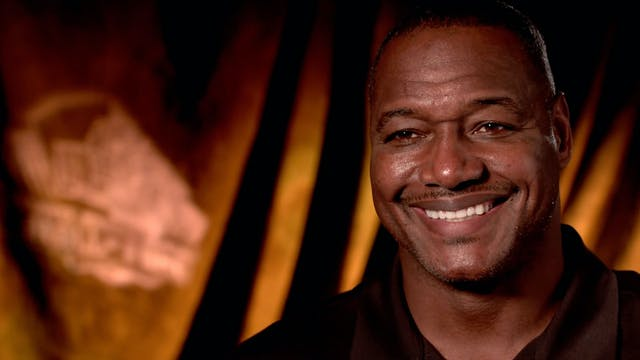 Derrick Brooks Interview