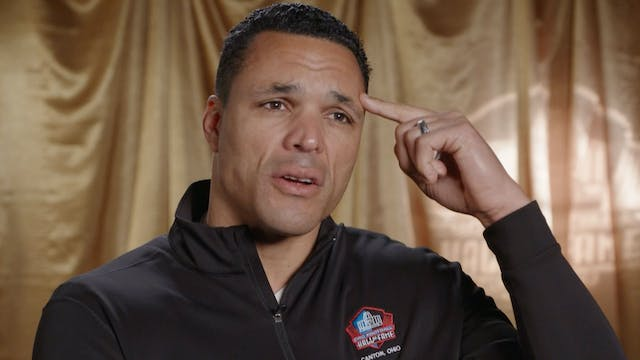Tony Gonzalez Interview