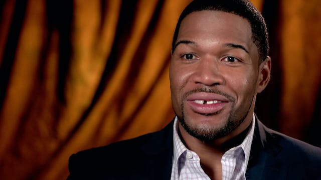 Michael Strahan Interview