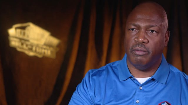 Charles Haley Interview