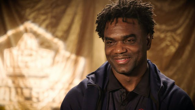 Edgerrin James Interview