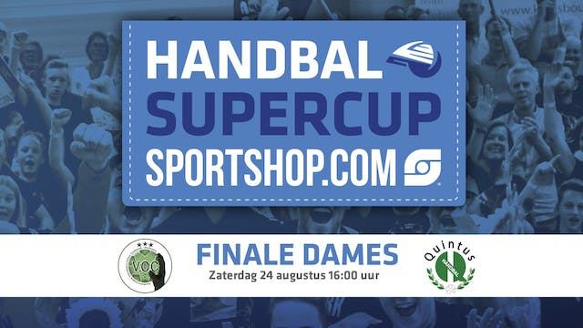 Sportshop.com Supercup Dames