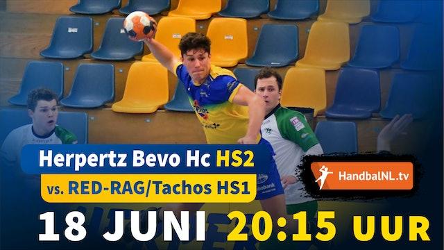 Herpertz / Bevo HC HS2 - Red Rag / Tachos HS1