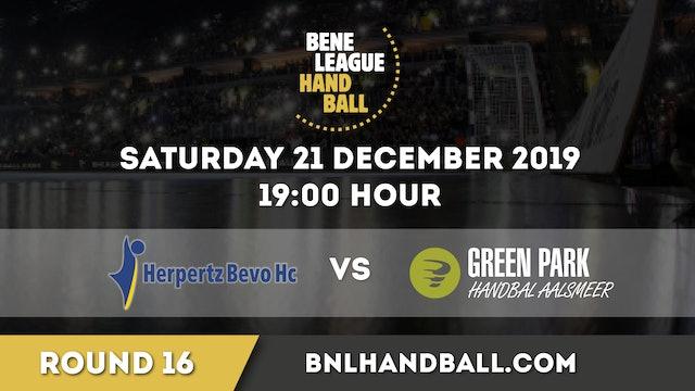 Herpertz / Bevo HC vs. Green Park / Aalsmeer
