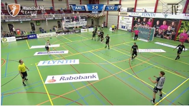 Finalewedstrijd: Aalsmeer - Lions