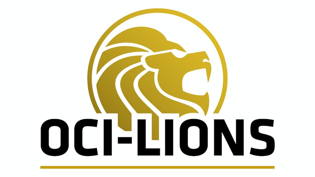 Wedstrijden OCI-LIONS