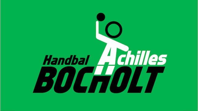 Wedstrijden Achilles Bocholt