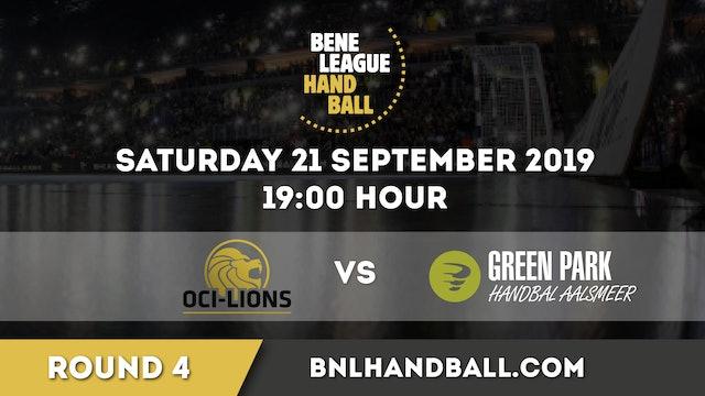 OCI - LIONS vs. Green Park / Handbal Aalsmeer