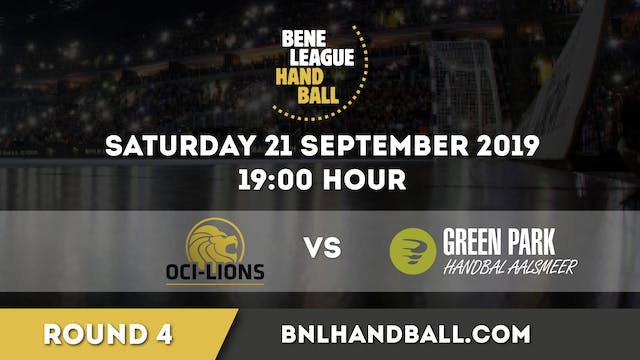 OCI - LIONS vs. Green Park / Handbal ...