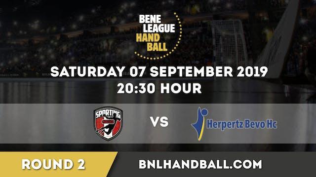 Sporting Pelt vs Herpertz / Bevo HC