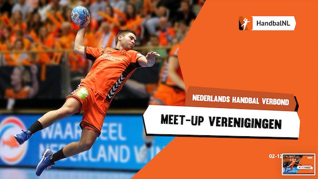 Online Meet-Up NHV & Verenigingen