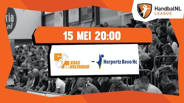 Kras/Volendam vs Herpertz/Bevo HC - P...
