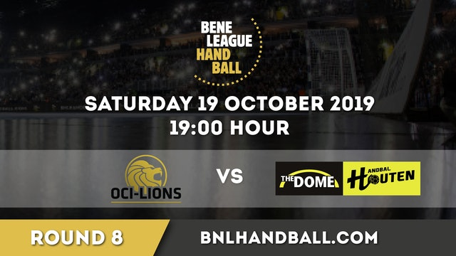 OCI - LIONS vs. The Dome / Handbal Houten