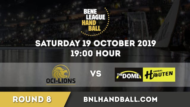 OCI - LIONS vs. The Dome / Handbal Ho...