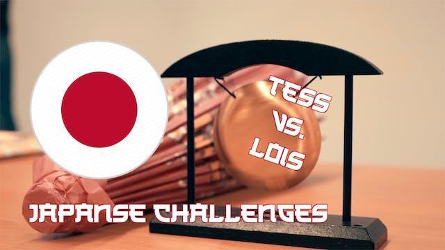 Tess vs Lois & Lynn