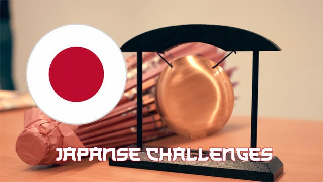 Intro Japanse Challenges