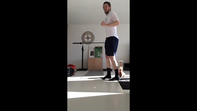 Training 2 - Bodyweight circuit