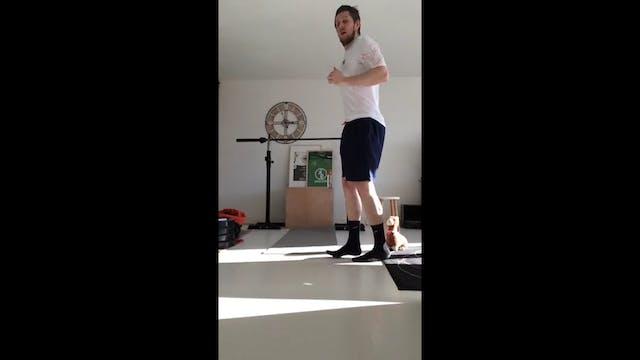 Training 2 - Bodyweight circuit