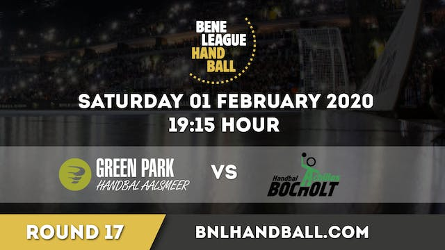 Green Park / Handbal Aalsmeer vs. Ach...