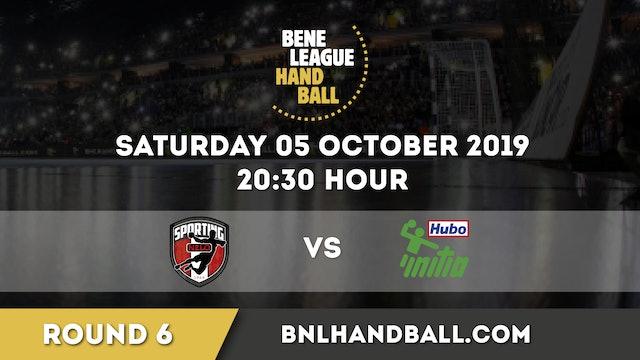 Sporting Pelt vs. Hubo Initia Hasselt