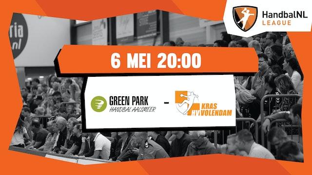 Green Park/Handbal Aalsmeer vs Kras/Volendam