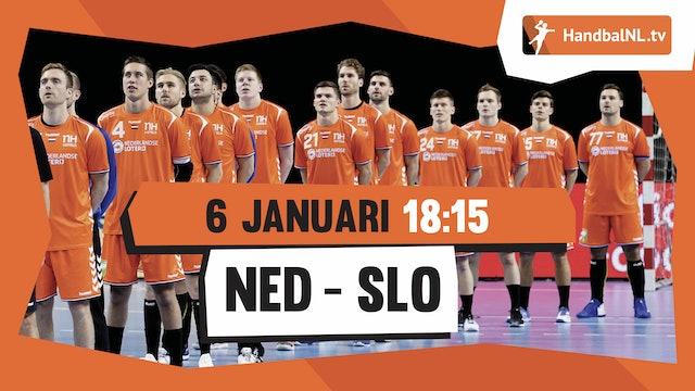 2e kwalificatiewedstrijd EK2022: Nederland - Slovenië