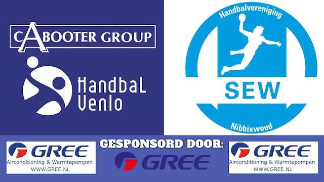 Cabooter HandbaL Venlo vs. Westfriesland/SEW