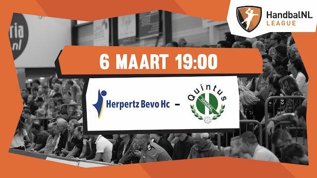 Herpertz/Bevo HC HS1 - HV Quintus HS1
