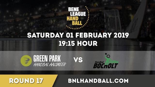 Green Park / Handbal Aalsmeer vs. Achilles Bocholt