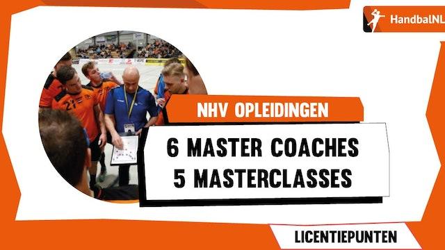Masterclass Invloed van IHF-spelregels op doelmannenprestatie/doelmannentraining