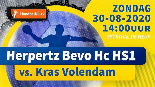Herpertz Bevo Hc - Kras Volendam