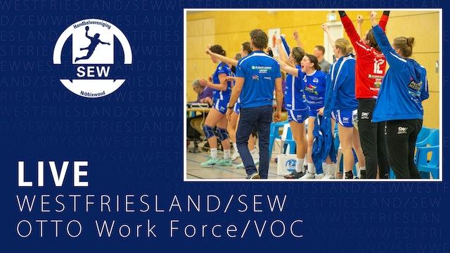 Westfriesland/SEW – OTTO Work Force/VOC Amsterdam