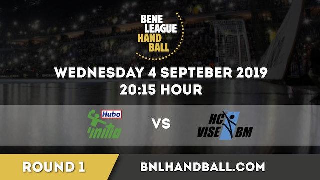 Hubo Initia Hasselt vs. HC Visé BM