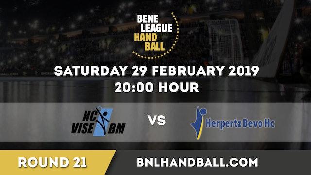 HC Visé BM vs Herpertz / Bevo HC