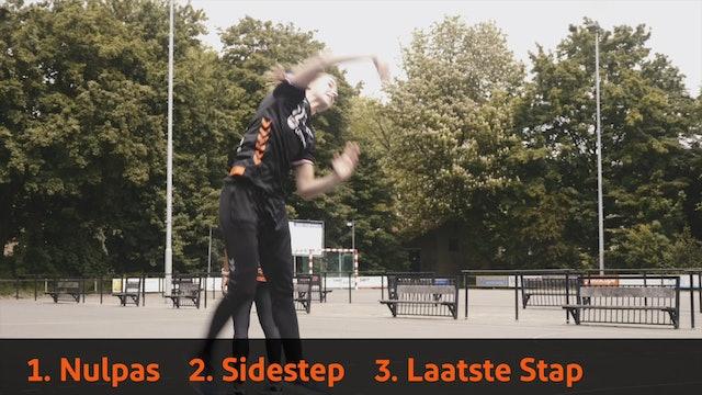 Techniek training #2 Sidestep naar je schotarm