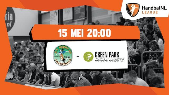 JD Techniek/Hurry-Up vs Green Park/Handbal Aalsmeer - Part 2