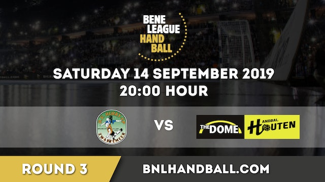 JD Techniek / Hurry Up vs. The Dome / Handbal Houten