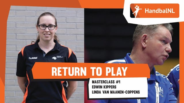 Masterclass #1 - Return To Play